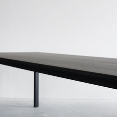 Raster dining table