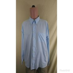 This is a pre-owned mens shirt. Armpit to Armpit measures Length of shirt from shoulders to hem measures Large Mens Shirts, Mens Designer Shirts, Armani Jeans, Designer Dresses, Jeans Size, Shirt Designs, Shirt Dress, Mens Tops, Check