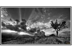 L'immagine può contenere: nuvola, cielo, albero, spazio all'aperto e natura