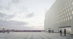 ZSCLV Stadium Zürich - Caruso St John Architects
