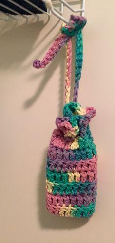 crochet soap saver bag/washcloth