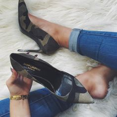 Imagen de fashion, heels, and shoes