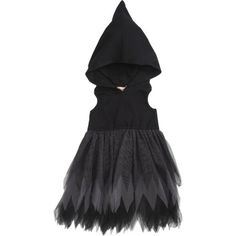Witch costume, Barney's New York style.