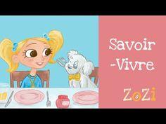 ZoZi - SAVOIR VIVRE (zasady dobrego zachowania) - YouTube Family Guy, Youtube, Fictional Characters, Fantasy Characters, Youtubers, Youtube Movies, Griffins