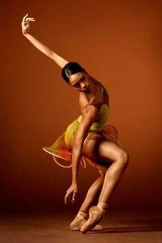 Aesha Ash, Alonzo King Lines Ballet