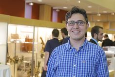 Ali Moradi, CEE PhD student and advisee of Assistant Professor Kate Smits, was selected as a recipient of the 2016 City of Golden Sustainability Award for his research on subsurface energy storage.