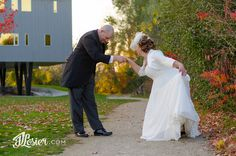 Can I have this Dance?  Beautiful Shot in Waterloo, Ontario.  #Weddings