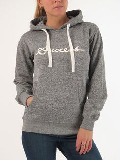 Logo Hoodie for women by Success