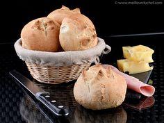 Pâte à Pain - Recette de cuisine avec photos - Meilleur du Chef