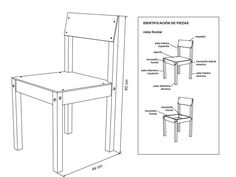 Planos para construir muebles de madera - Taringa!                              …