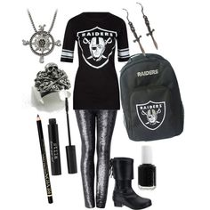 Outfit -- Oakland Raiders