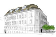 chociwski architekten » DG Zahnradbahnstraße