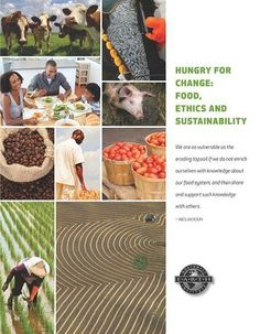 Hungry for Change: Food, Ethics and Sustainability — Northwest Earth Institute