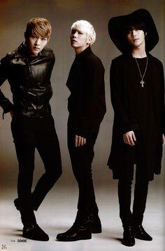 Onew♡Jonghyun♡Taemin♡SeeK magazine vol.3☆
