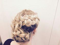 zopf Dreadlocks, Hair Styles, Beauty, Pigtail, Hair Plait Styles, Hair Makeup, Hairdos, Haircut Styles, Dreads