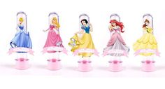 Tubete - Princesas Disney | Danoca Decor | Elo7