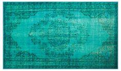 Genisa Rug, Turquoise