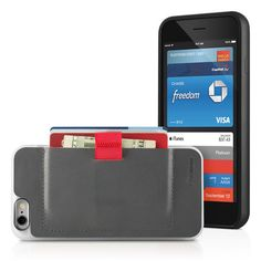 Wally Wallet Case for iPhone 6 and 6s