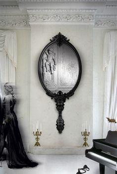 Mirror Mirror (Marie Antoinette mirror by Boca do Lobo (limited edition)