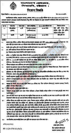 desh Railway Job Circular 2017- www.railway.gov.bd | railway ... on pr jobs, pa jobs, kp jobs,