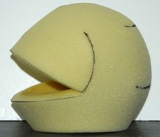 Round Foam Puppet Head
