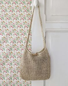 Breezy Summer Bag, free pattern byHaafner, thanks so for share xox