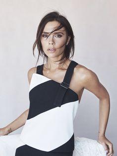 Victoria Beckham by Patrick Demarchelier for Vogue Australia August 2015