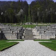 Villa Della Porta Bozzolo. Casalzuigno (Varese) (Lombardy) ...1711...