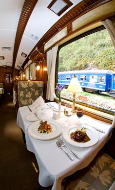 Train from Cusco to Machu Picchu, Peru --- Peru Travel Now South America Destinations, South America Travel, Holiday Destinations, Places To Travel, Places To Go, The Places Youll Go, Machu Picchu, Bolivia, Peru Travel