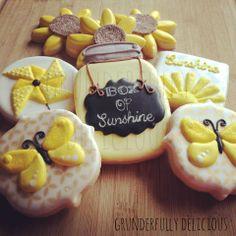 Mason Jar Cookies | Grunderfully Delicious