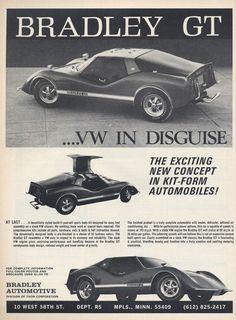 1972 Bradley GT