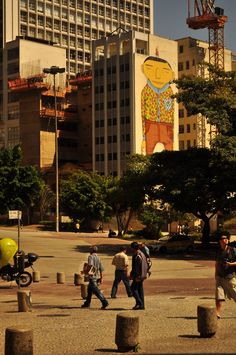 street art - os gemeos - SP/brasil