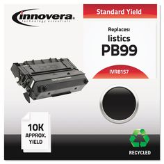 Innovera Remanufactured 815-7 (PB99) Toner, Black