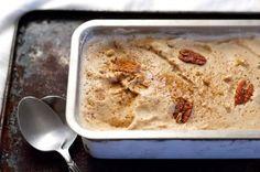 Pecan Pie Ice Cream! Vegan, Paleo and refined sugar free! A healthier treat this season.