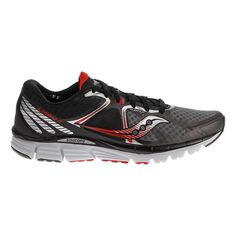 Kick your comfort up a notch with the newly upgraded Mens Saucony Kinvara 6