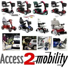 """Access 2 Mobility new and used wheelchair vans and specialty vehicles to find your """"Complete Mobility Solution"""" for your needs. Handicap Accessories, Wheelchair Accessories, Handicap Accessible Home, Disability Help, Tyler Texas, Powered Wheelchair, Wheelchairs, Scooters, Waco Texas"""