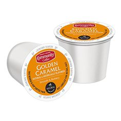 Community Coffee Golden Caramel KCup for Keurig Brewers 12 Count Pack Of 6 -- You can find out more details at the link of the image. (This is an affiliate link and I receive a commission for the sales)
