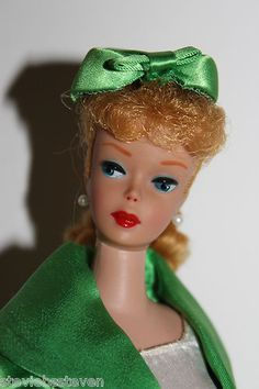 Vintage Barbie Ponytail 6 in  Theater Date | eBay