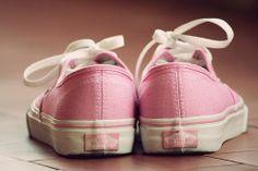 Pink Vans!