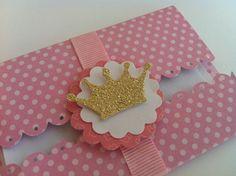 Convite scrap Princesa