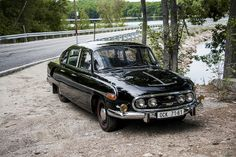 Tatra 603 budila před šedesáti lety ve světě úžas. Retro Cars, Vintage Cars, Antique Cars, Mini Trucks, Limousine, All Cars, Car Humor, Go Kart, Motor Car