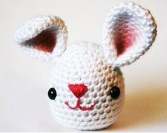Bunny Boo Crochet Easter Bunny ~ easy level ~  ~ FREE - CROCHET