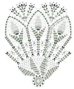 (297) Pinterest Crochet Bedspread Pattern, Crochet Doily Diagram, Crochet Lace Edging, Crochet Doily Patterns, Crochet Mandala, Crochet Round, Crochet Chart, Thread Crochet, Filet Crochet