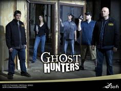 ghost hunters - Google Search
