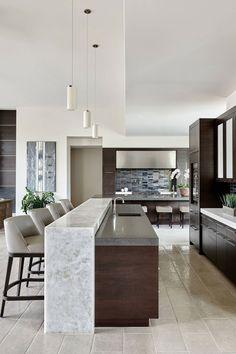 47+ Espresso Kitchen Cabinets ( ESPRESSO SHAKER ) Sleek & Modern!