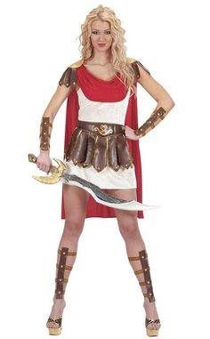 Gladiator pige kostume - BlikfangsKostumer.dk
