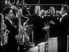 In A Shanty In Old Shanty Town (1942) - JOHNNY LONG & His Orchestra - So...