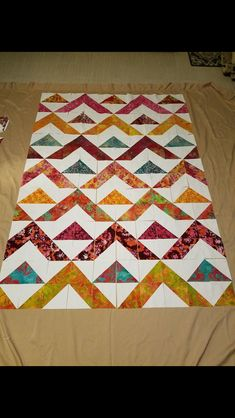 Half Square Triangle Quilts Pattern, Half Square Triangles, Square Quilt, Easy Quilts, Strip Quilts, Small Quilts, Flying Geese Quilt, Batik Quilts, Scrappy Quilts