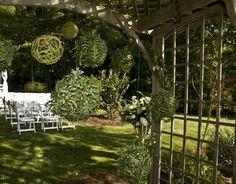 Organic  green wedding altar....  Keywords: #weddingaltars #jevelweddingplanning Follow Us: www.jevelweddingplanning.com  www.facebook.com/jevelweddingplanning/