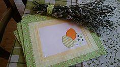 Úžitkový textil - Prestieranie - veľkonočné - 6560112_